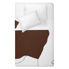 English Springer Spaniel Silo Color Duvet Cover Double Side (Single Size)
