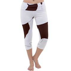 English Springer Spaniel Silo Color Capri Yoga Leggings