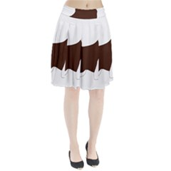 English Springer Spaniel Silo Color Pleated Skirt