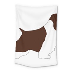 English Springer Spaniel Silo Color Small Tapestry
