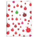Beetle Animals Red Green Fly iPad Air Flip View1