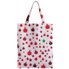 Beetle Animals Red Green Fly Classic Tote Bag