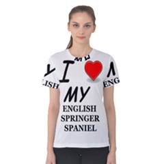 Eng Spr Sp Love Women s Cotton Tee