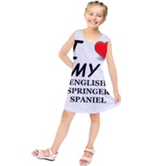 Eng Spr Sp Love Kids  Tunic Dress