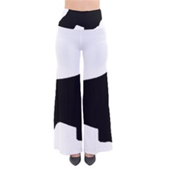 English Springer Spaniel Silo Black Pants