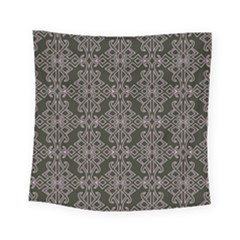 Line Geometry Pattern Geometric Square Tapestry (small)