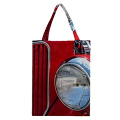 Antique Car Auto Roadster Old Classic Tote Bag
