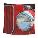 Antique Car Auto Roadster Old Square Tapestry (Large) View1