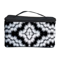 Pattern Tile Seamless Design Cosmetic Storage Case