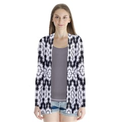 Pattern Tile Seamless Design Cardigans