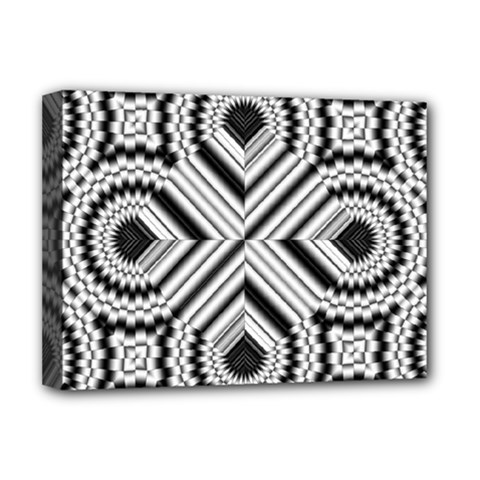 Pattern Tile Seamless Design Deluxe Canvas 16  x 12