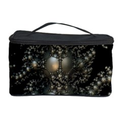 Fractal Math Geometry Backdrop Cosmetic Storage Case