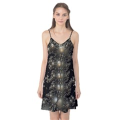 Fractal Math Geometry Backdrop Camis Nightgown