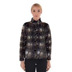 Fractal Math Geometry Backdrop Winterwear