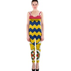 Coat of Arms of Chad OnePiece Catsuit