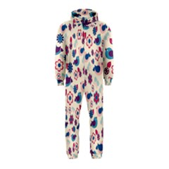 Vintage spring Hooded Jumpsuit (Kids)