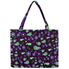 Spring night Mini Tote Bag