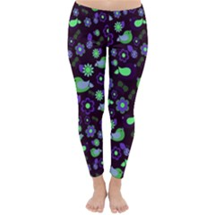 Spring night Classic Winter Leggings
