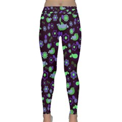 Spring night Classic Yoga Leggings