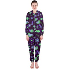 Spring night Hooded Jumpsuit (Ladies)