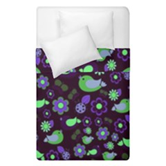Spring night Duvet Cover Double Side (Single Size)