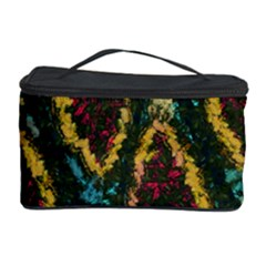Painted waves                                                         Cosmetic Storage Case