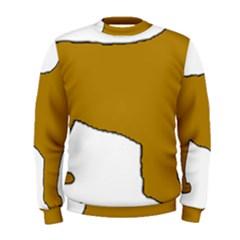 Leonberger Color Silo Men s Sweatshirt