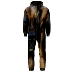 Leonberger 2 Hooded Jumpsuit (Men)