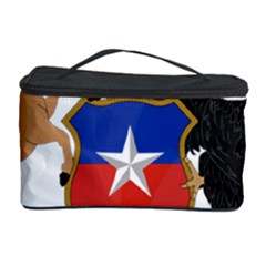 Coat of Arms of Chile Cosmetic Storage Case
