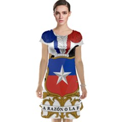 Coat of Arms of Chile Cap Sleeve Nightdress