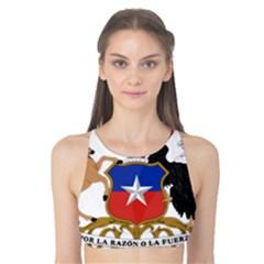 Coat of Arms of Chile Tank Bikini Top