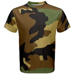 Army Camouflage Men s Cotton Tee