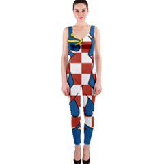 Moravia Coat of Arms  OnePiece Catsuit