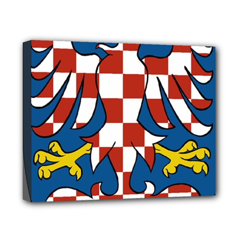 Moravia Coat Of Arms  Canvas 10  X 8
