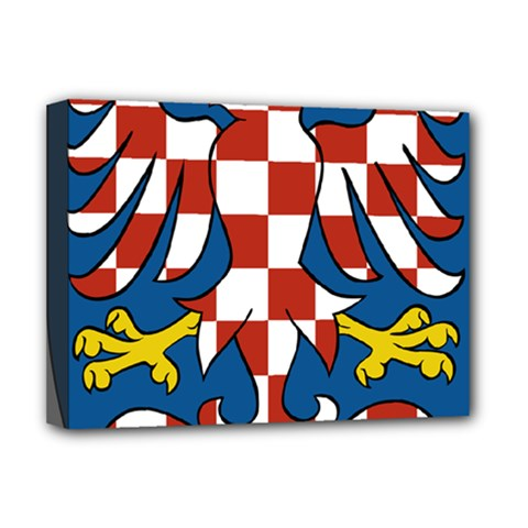 Moravia Coat of Arms  Deluxe Canvas 16  x 12