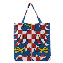 Moravia Coat of Arms  Grocery Tote Bag