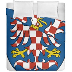 Moravia Coat of Arms  Duvet Cover Double Side (California King Size)