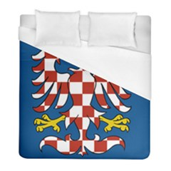 Flag of Moravia Duvet Cover (Full/ Double Size)