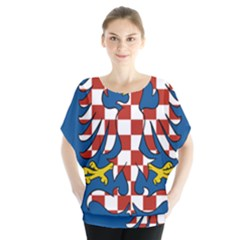 Flag of Moravia Blouse