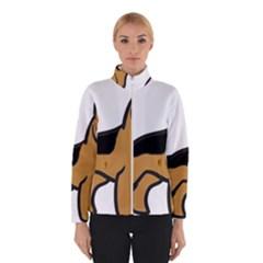 German Shepherd Cartoon Winterwear