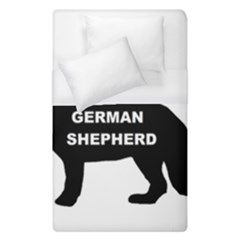German Shepherd Name Silo Duvet Cover (Single Size)