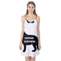 German Shepherd Name Silo Camis Nightgown