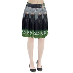 Spoiled Rotten German Shepherd Pleated Skirt