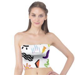 Design Elements Illustrator Elements Vasare Creative Scribble Blobs Tube Top