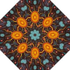 Great Sun Fabric Woven Batik Golf Umbrellas