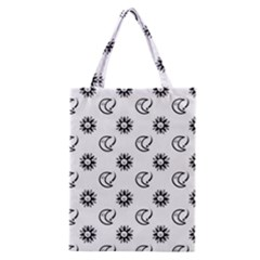Month Moon Sun Star Classic Tote Bag