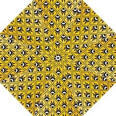Original Honey Bee Yellow Triangle Golf Umbrellas