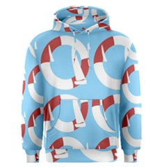Sail Summer Buoy Boath Sea Water Men s Pullover Hoodie