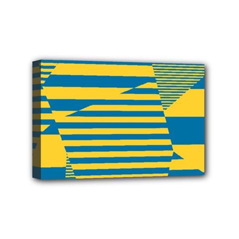 Prime Line Mini Canvas 6  x 4