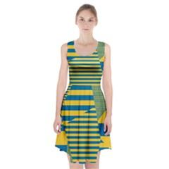 Prime Line Racerback Midi Dress